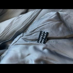 Yves Saint Laurent Suits & Blazers - YSL Vintage  Jacket 40 Gray made in  France 054